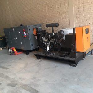 80 kva Cummins diesel generator