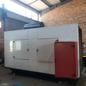 500kva silent diesel generator