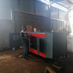25kva silent diesel generator delivered in Durban