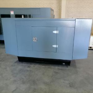 40kva silent diesel generator delivered to Nigeria
